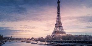 La beauté de Paris pour décorer une chambre d'enfant