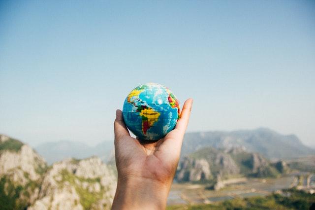 visiter le monde depuis chez soi